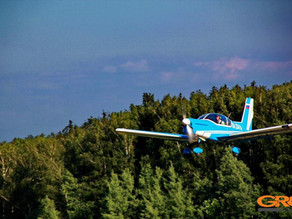 Восстановление стыковочных узлов крыла самолета Zlin Z-142