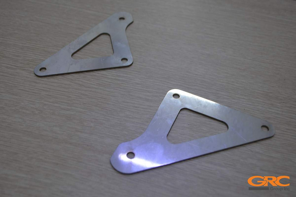 Ремонт кронштейнов цилиндра уборки-выпуска шасси
