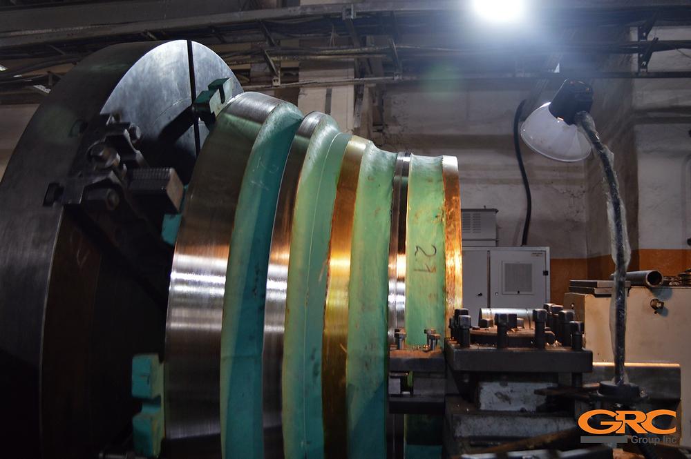 Восстановление неподвижной брони конусной дробилки