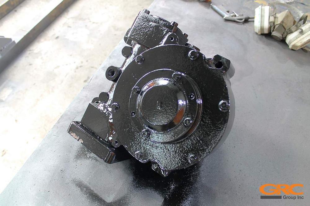 Буровая установка Aichi D706 после ремонта