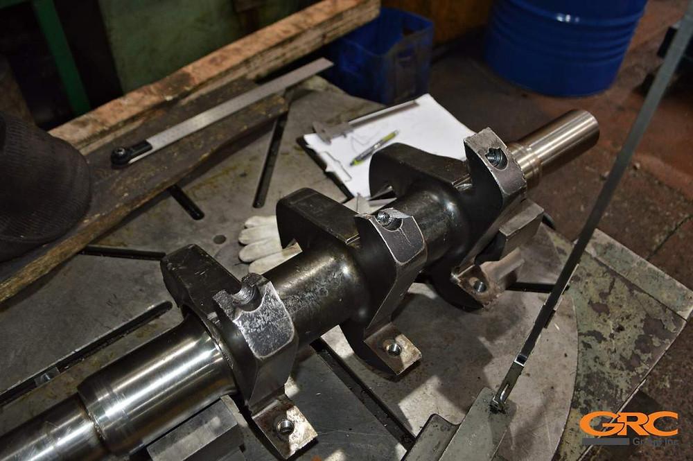 Изготовление 3х ножевого ротора