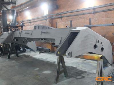 Грунтовка Terex Fuchs MHL 360