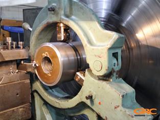 Изготовление цилиндра рукояти