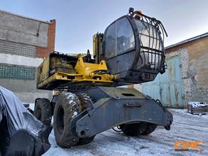Ремонт поворотной рамы экскаватора ТВЭКС ЕК-18