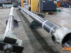 Изготовление гидроцилиндра стрелы самоходного крана KATO SR-700LS, 70т