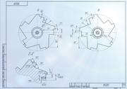 рорабатываем конструкторскую документацию ротора