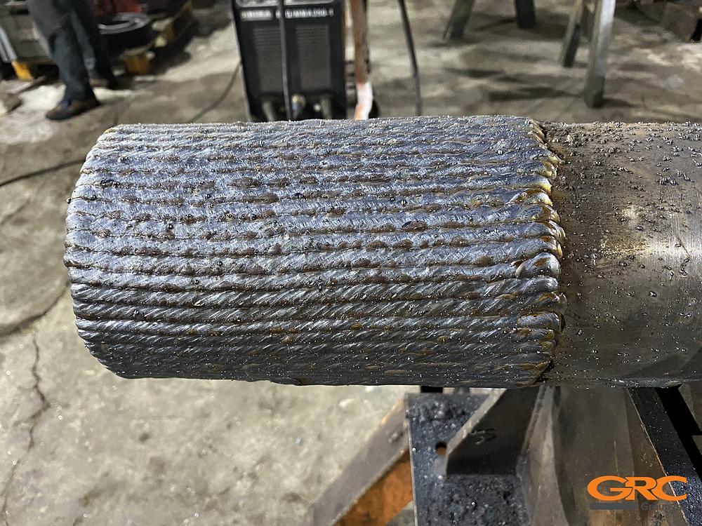 Наплавка металла
