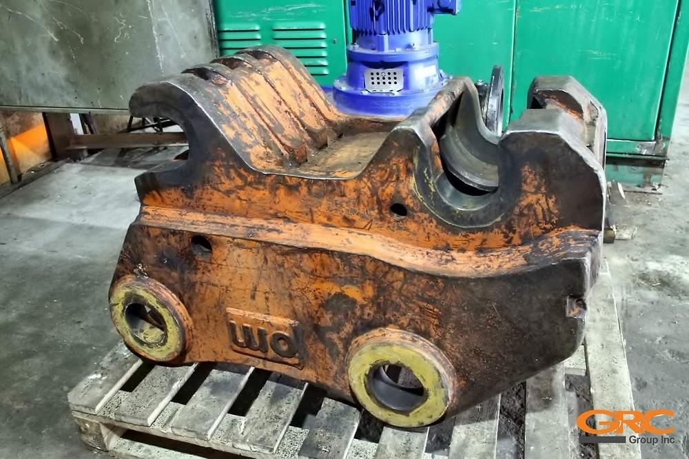 Восстановление посадок сцепления механического квик-каплера (быстросъема)