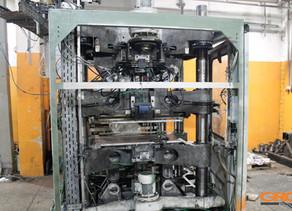 Ремонт коленно-рычажного механизма узла вырубки термоформовочной машины