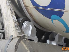 Изготовление опор барабана автобетоносмесителя на базе грузового автомобиля MAN