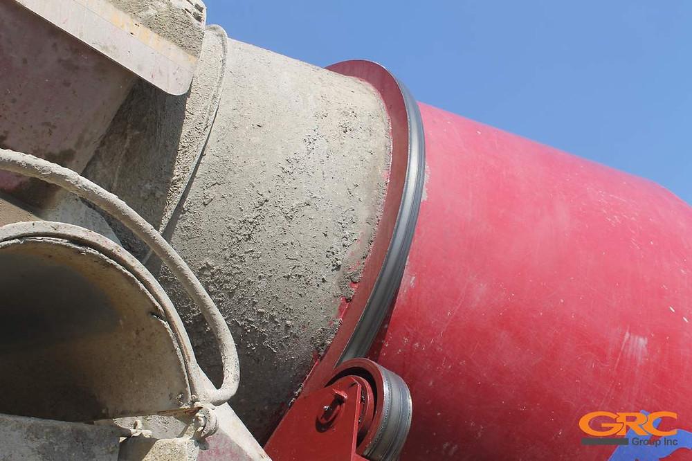 Ремонт смесительного барабана автомиксера