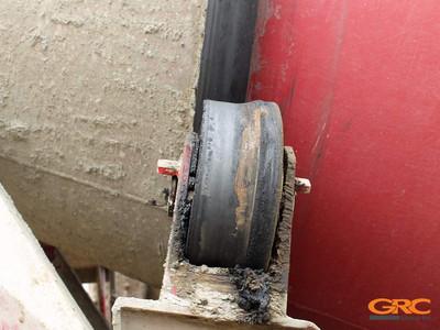 Опорные ролики АБС до ремонта