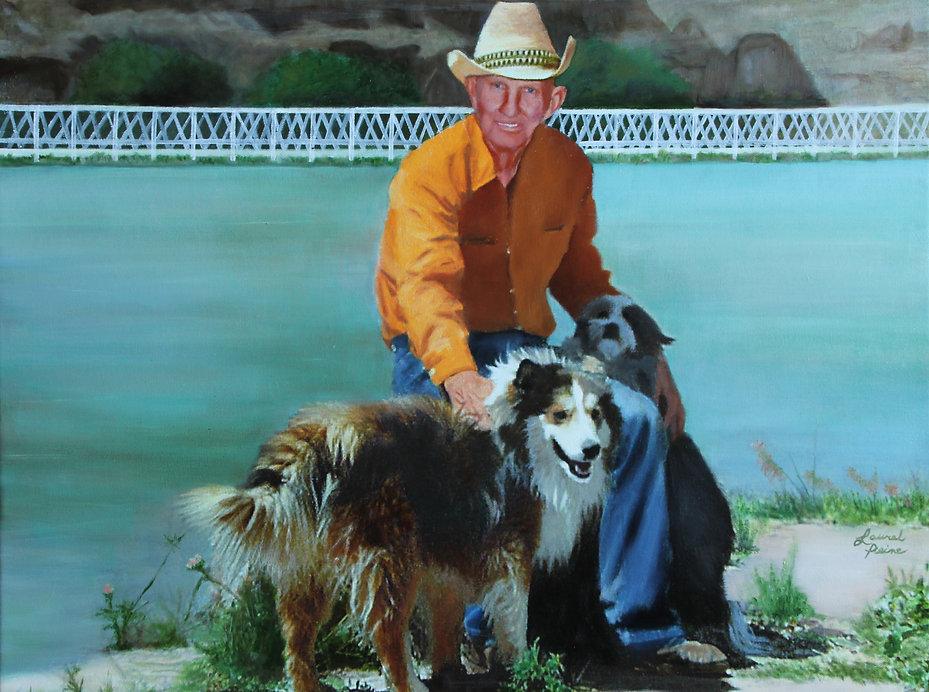 Harry Harris Painting.JPG