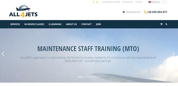Maintenance Staff Training