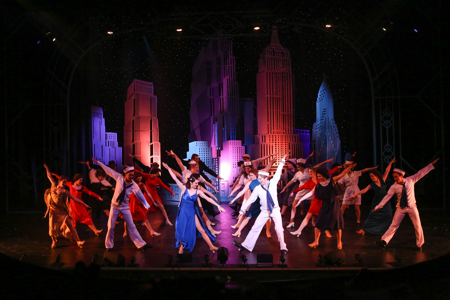 42nd Street at Theatre TCU