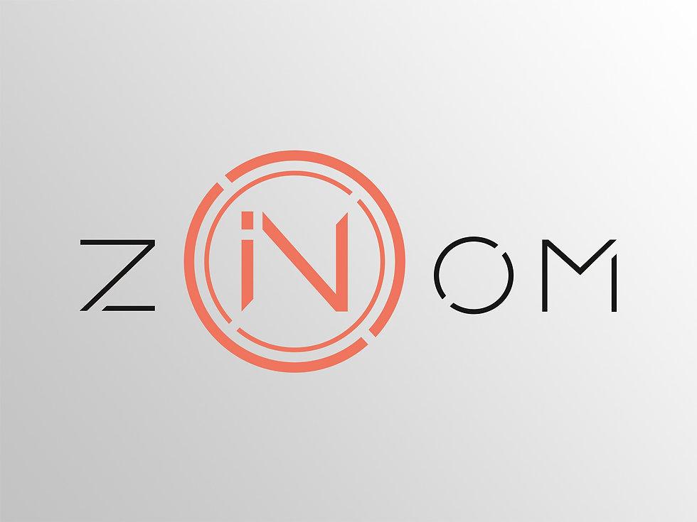 Logoentwicklung inzoom Film Filmproduktion Video