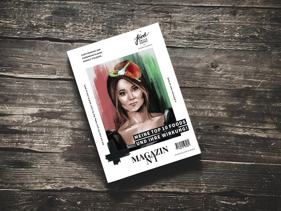Food Philosophy Magazin Nr1