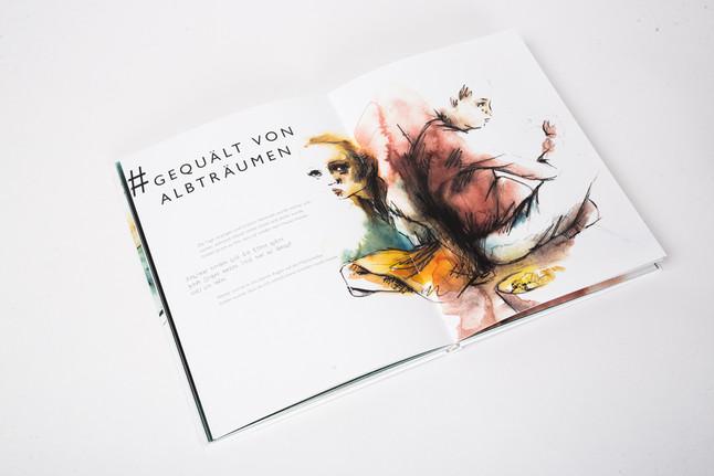 Buchillustration – Aquarell