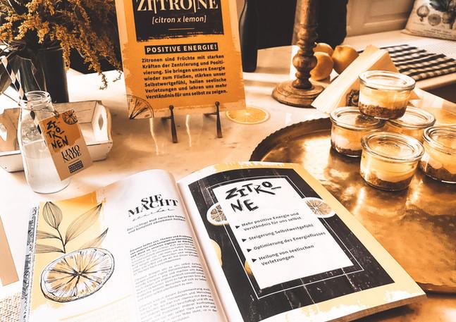 Magazin- & Corporate Design