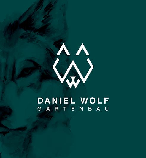 Logo Daniel Wolf Gartenbau Karlsruhe