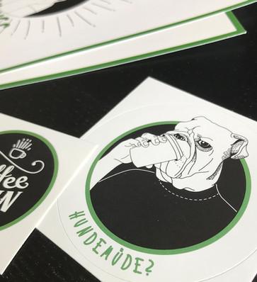 Auftrag – Coffeein