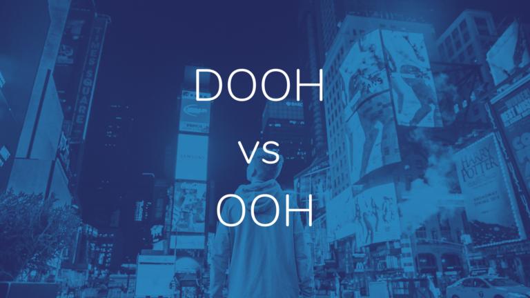 DOOH vs OOH