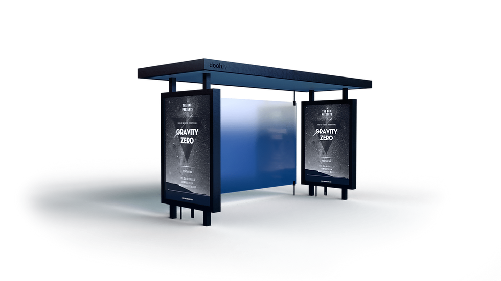 Doohly Bus Shelter