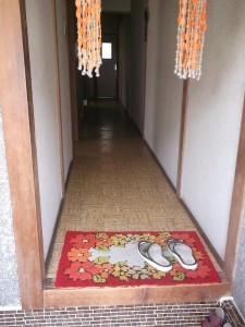 松山 フローリング 張替 床鳴り (M様邸)