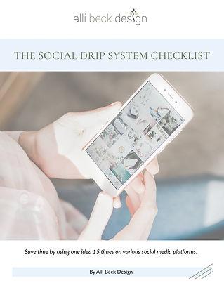 Social Media Content Repurposing Checkli