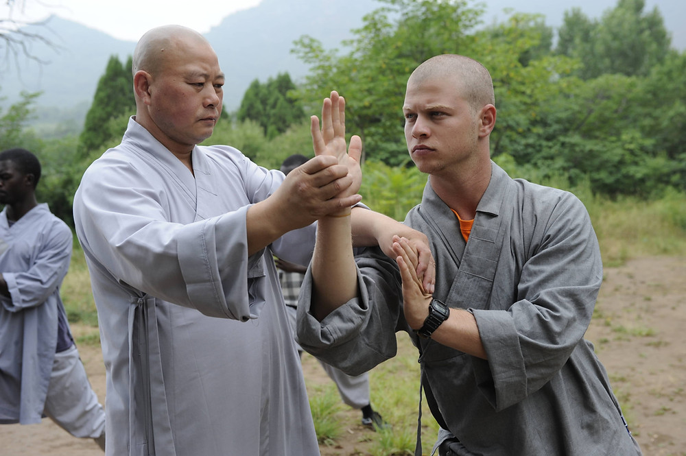 Life as a monk at the Shaolin Temple in China