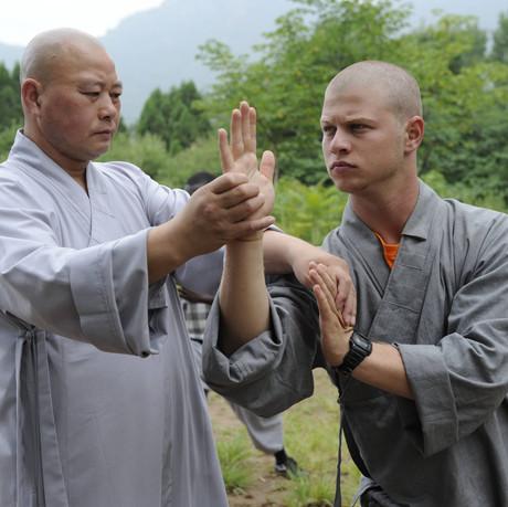 Life as a monk