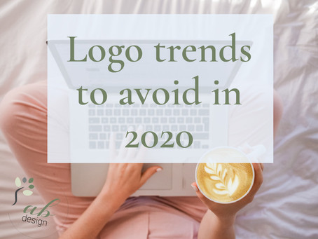 Logo trends to avoid in 2020