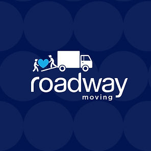 Roadway Moving Logo