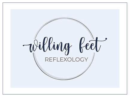 brand design for reflexologist