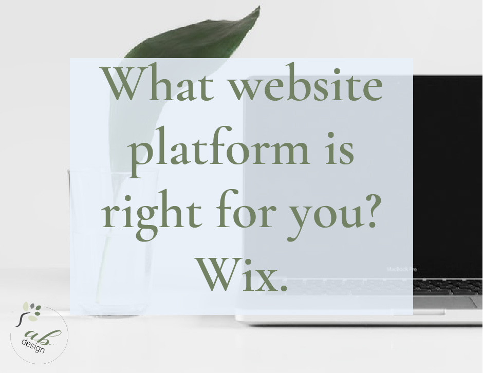 What website platform is right for your header