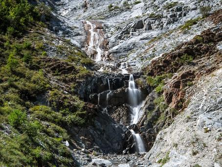 Hurricane Creek Trail in the Eagle Cap Wilderness