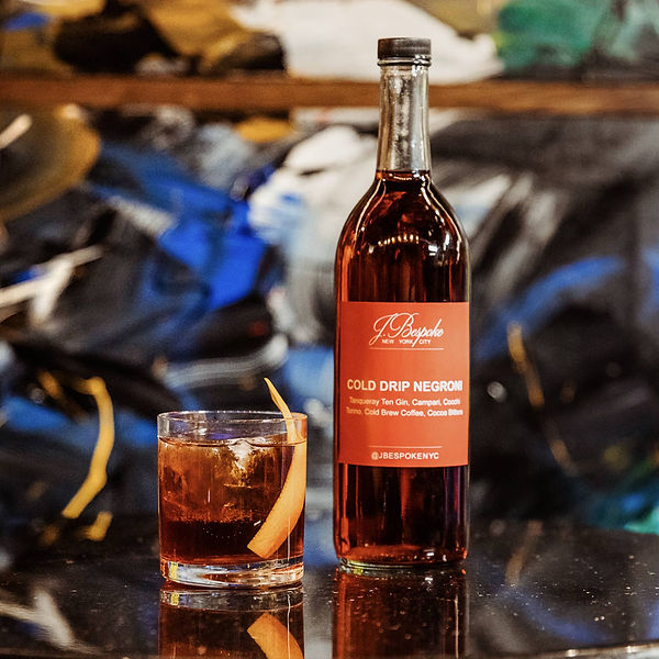 JBespoke Original Bottled Cocktails