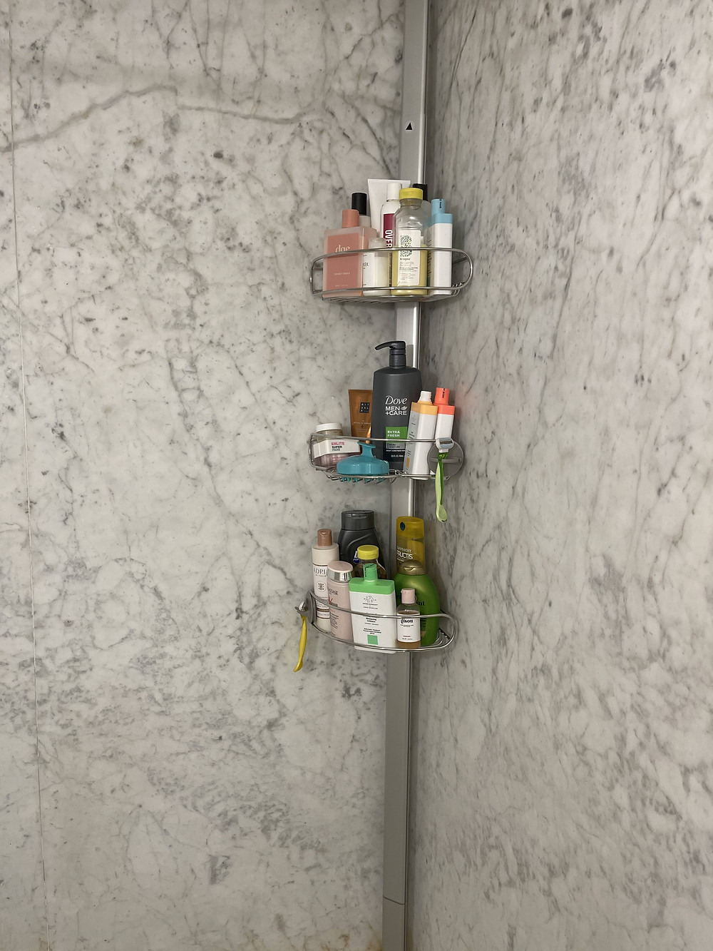 Tension Shower Caddy Rod