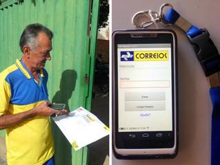 SRO móvel Correios e monitoramento de trabalhadores