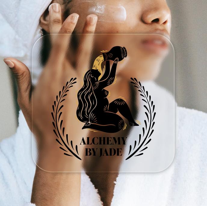 Logo Design for Organic Skincare Brand