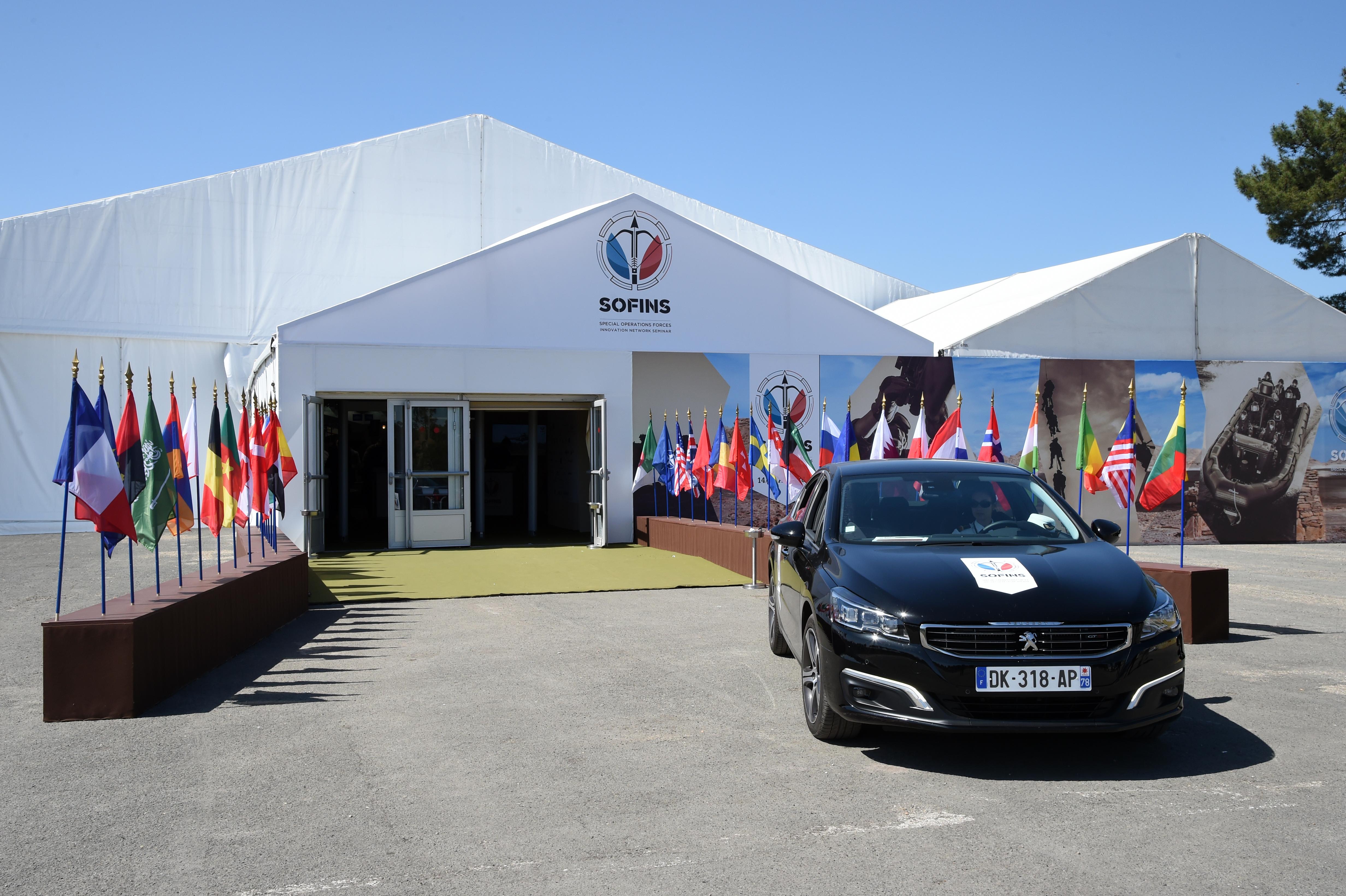 SOFINS 2015 Peugeot