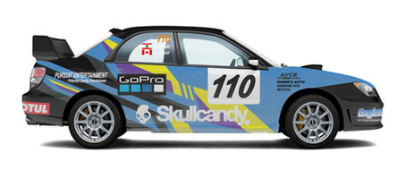 Rally Car Design for AYCE Racing