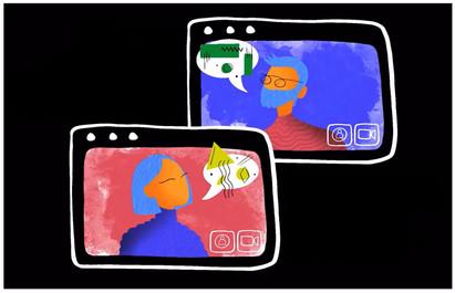 Animation for Instagram