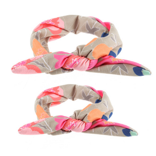 Mommy and Me Retro Summer Headbands