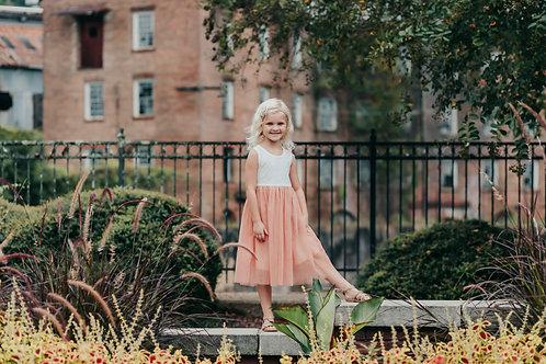 The Delanie Lace Dress