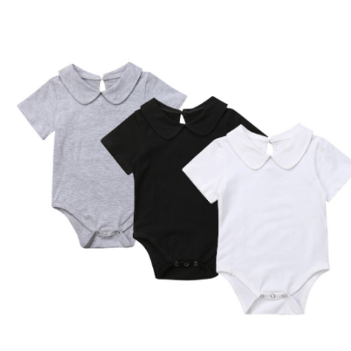 The Basic Collection Romper 3M-12M