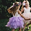 Thumbnail: Sleeveless Lace Dress in Lavender size 12m-4t