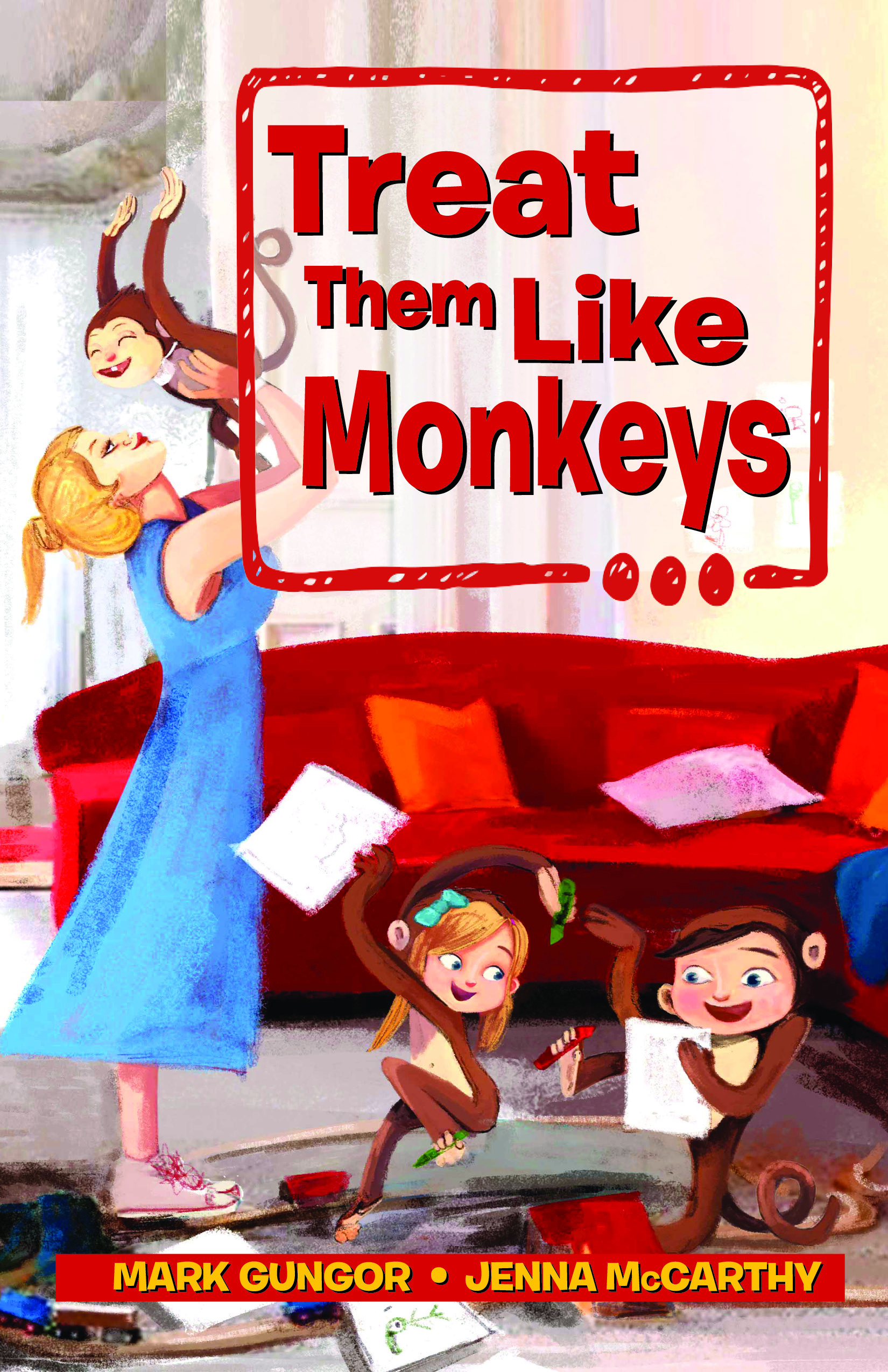 Monkeys cover 1