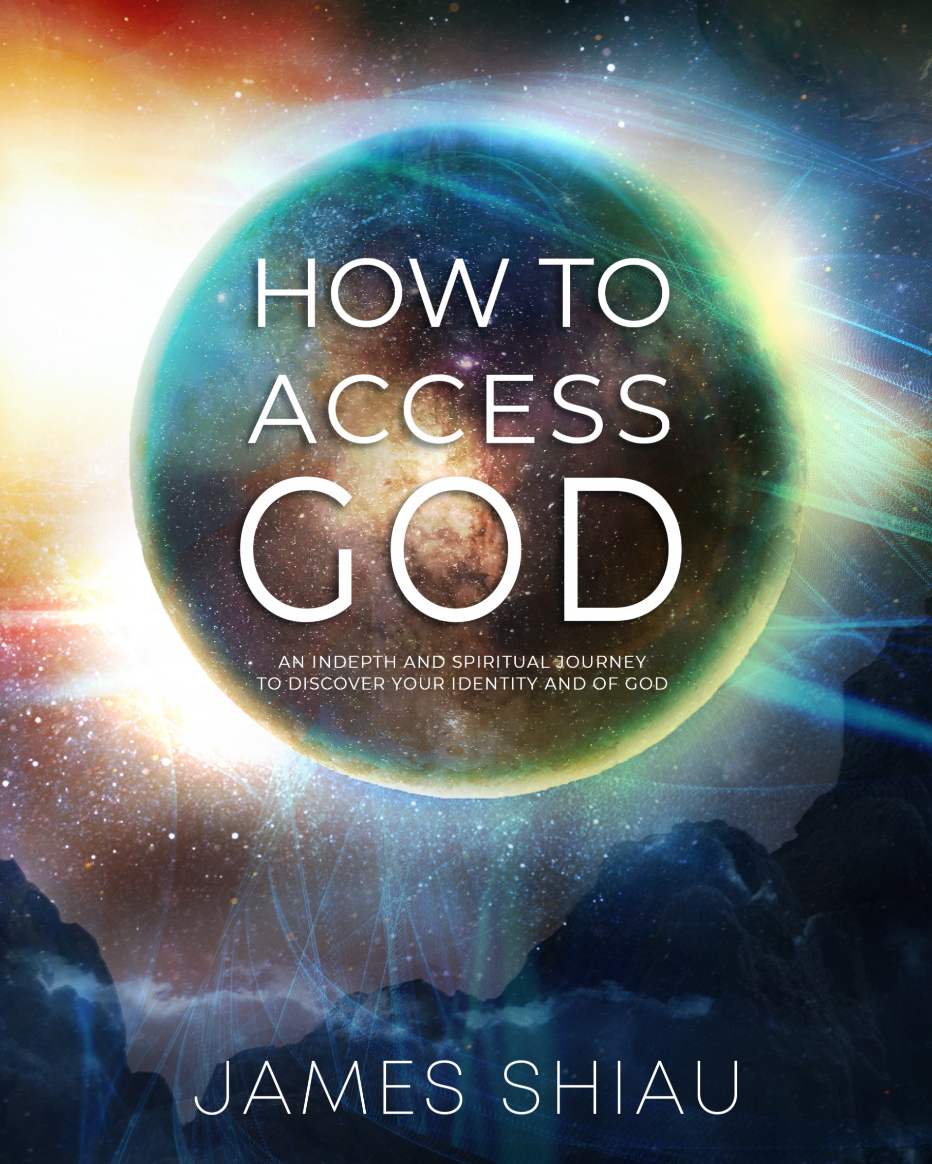 How to access God - Dark version