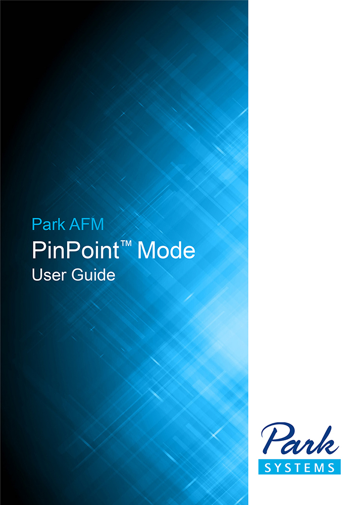 ParkAFM PinPoint-User Guide-PRINT-1